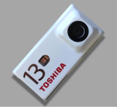 Toshiba 13 MP