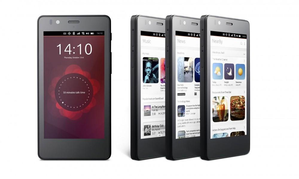 bq aquaris E45 ubuntu phone