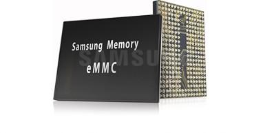 eMMC Samsung
