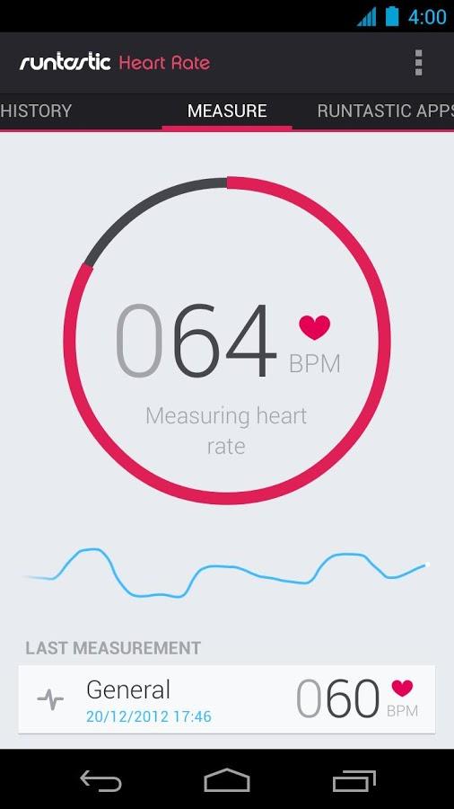 Runtastic Heart Pro FC