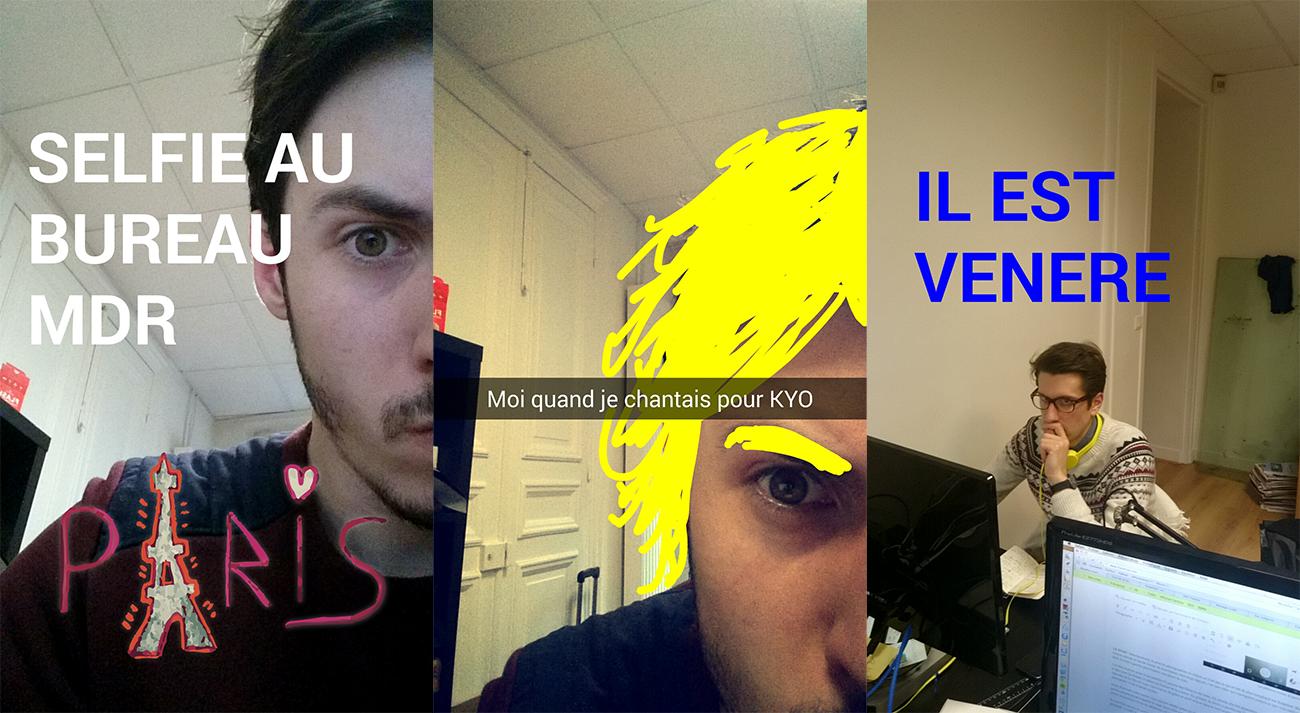 Snapchat Le Guide De Survie 224 L Usage Des Plus De 25 Ans