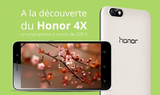 honor 4x la d couverte de ce smartphone moins de 200 euros frandroid. Black Bedroom Furniture Sets. Home Design Ideas