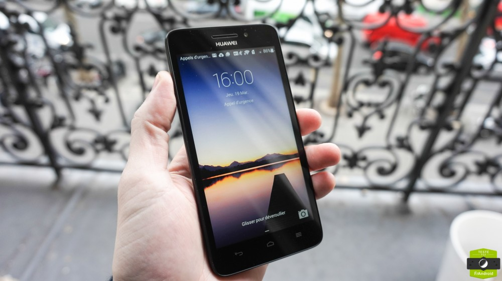 Huawei Ascend G 620 S-20