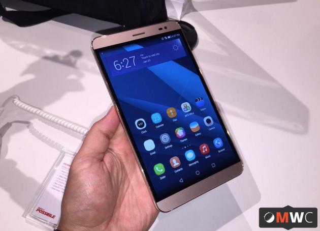 Le Huawei MediaPad X2