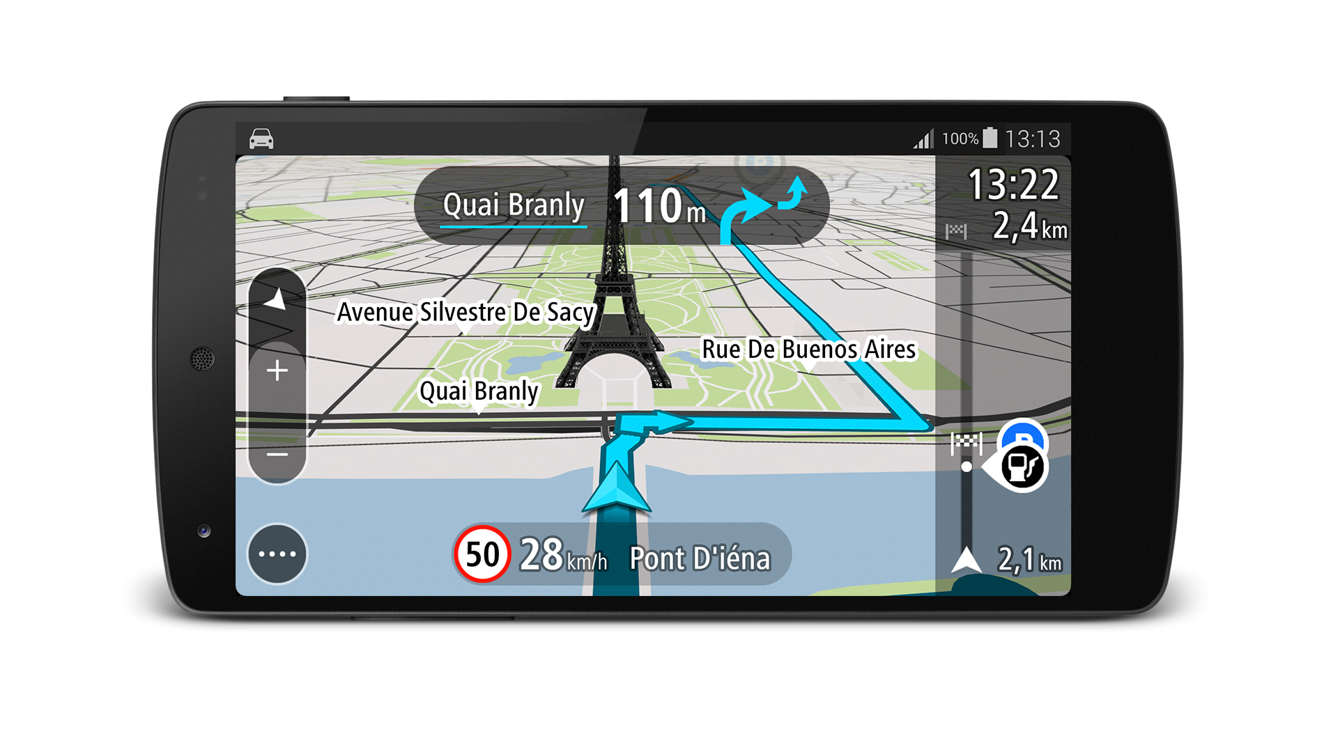photo carte gps tomtom android