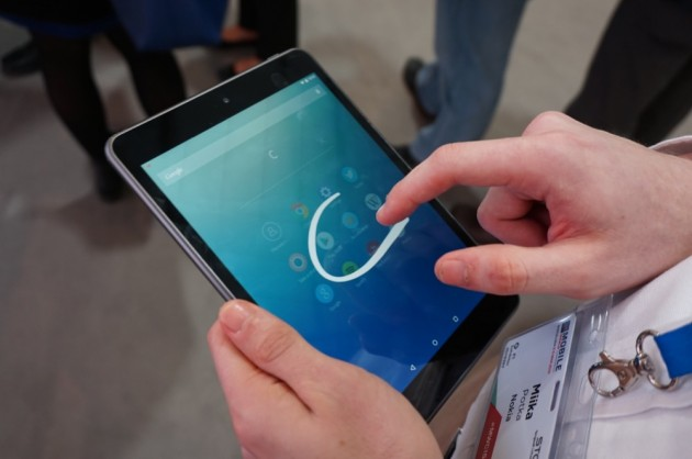 La Nokia N1 et son launcher Z