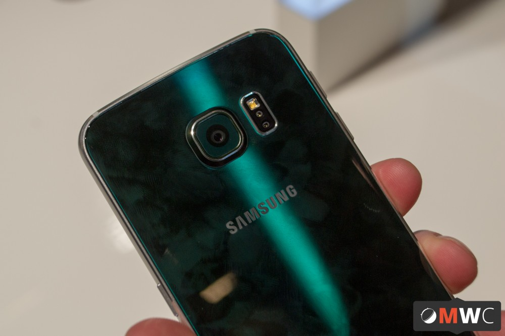 Samsung Galaxy S6 Edge (3 sur 7)