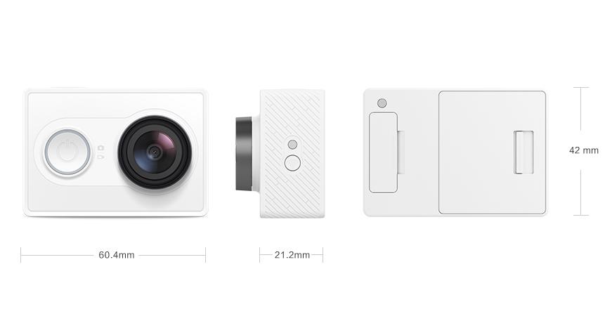 Xiaomi Yi Camera 3