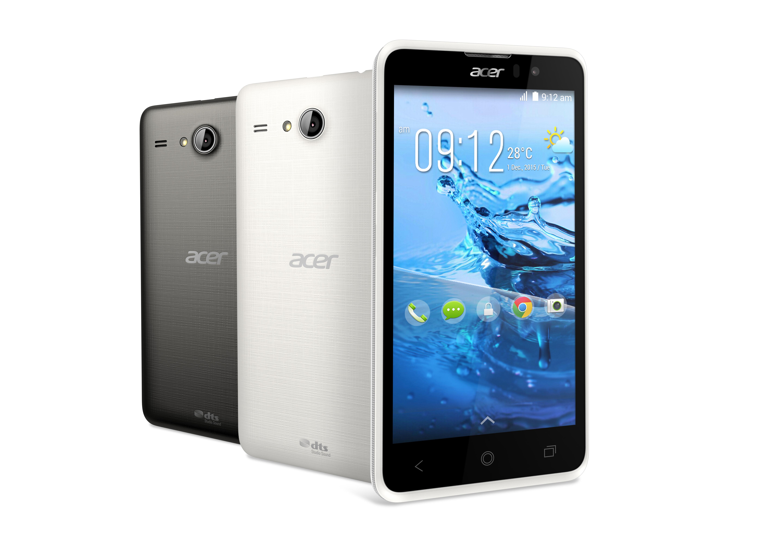 Acer Liquid Z220 Et Z520 Deux Nouveaux Smartphones Dentree De
