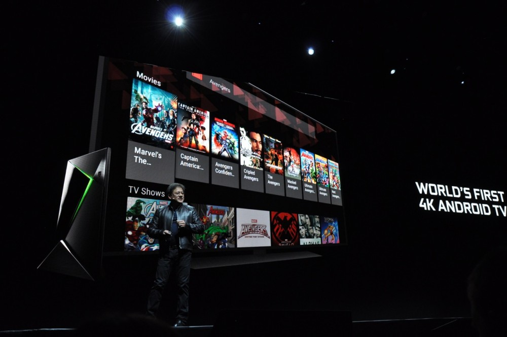 android tv nvidia shield