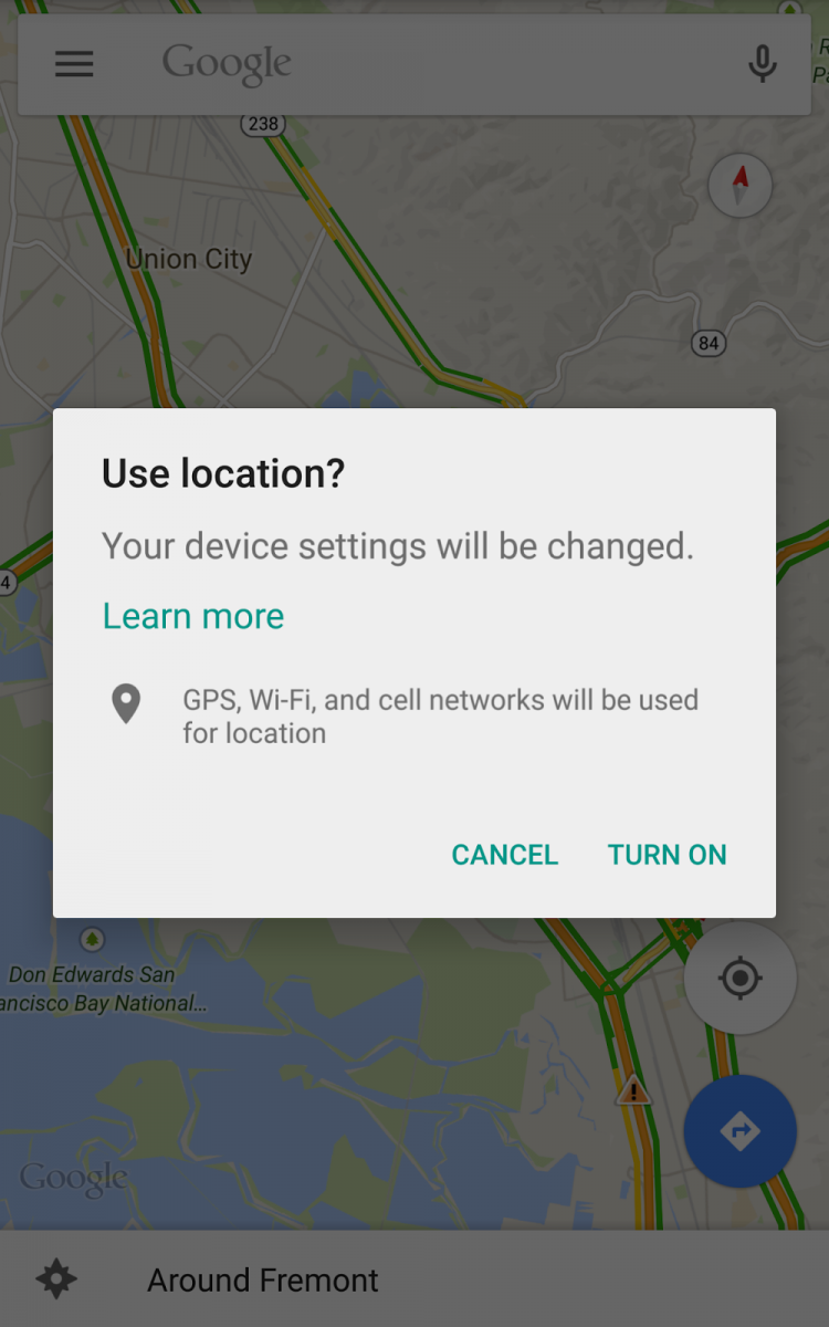 api location google play services 7