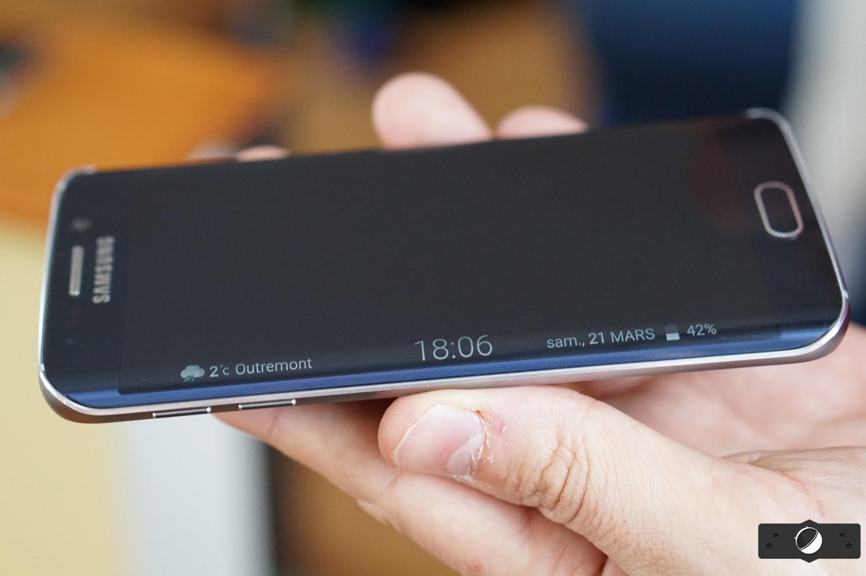 Samsung lance une nouvelle usine pour produire l 39 cran du for Test ecran photo