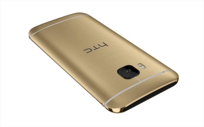 Le dos du HTC One M9