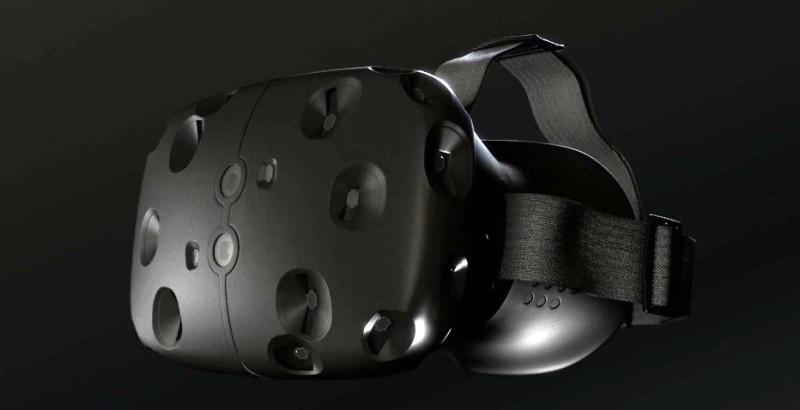HTC Vive VR : le casque de realite virtuelle en collaboration avec Valve...