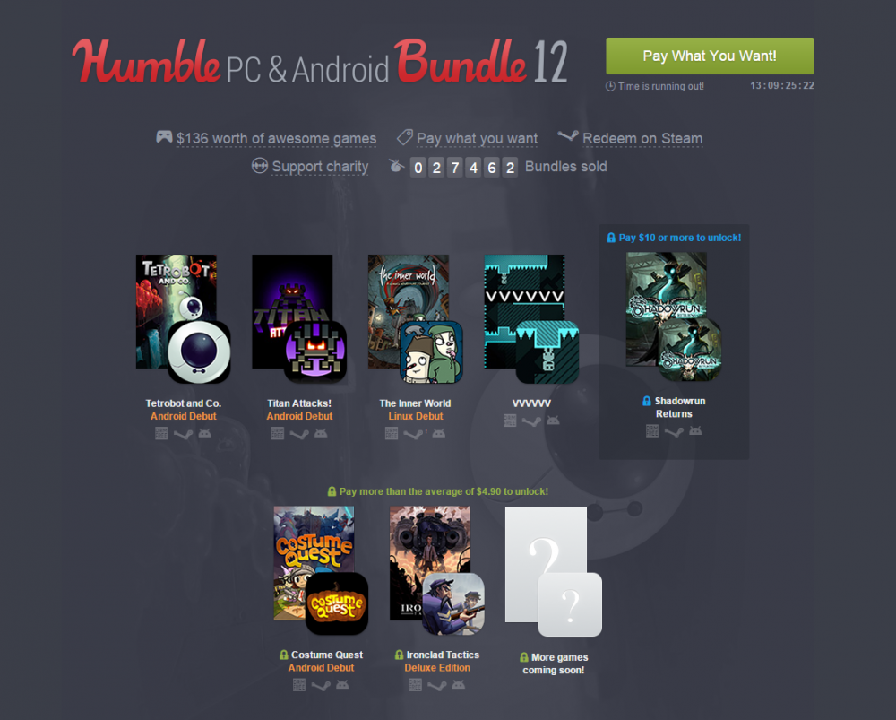 humble bundle 12