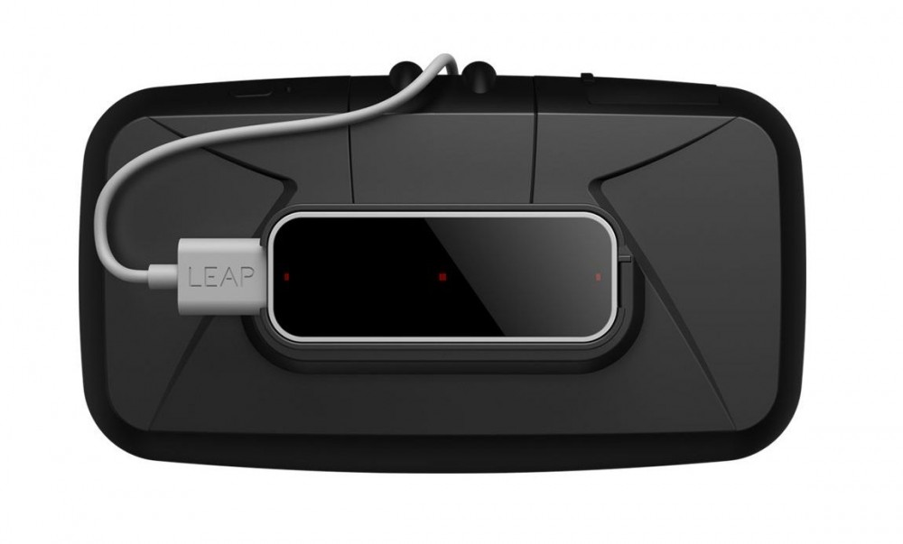 leap motion casque vr