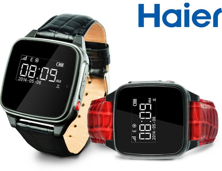b7b7e4c3cd1a1 Haier SOS : des montres et un collier connectés orientés sécurité ...
