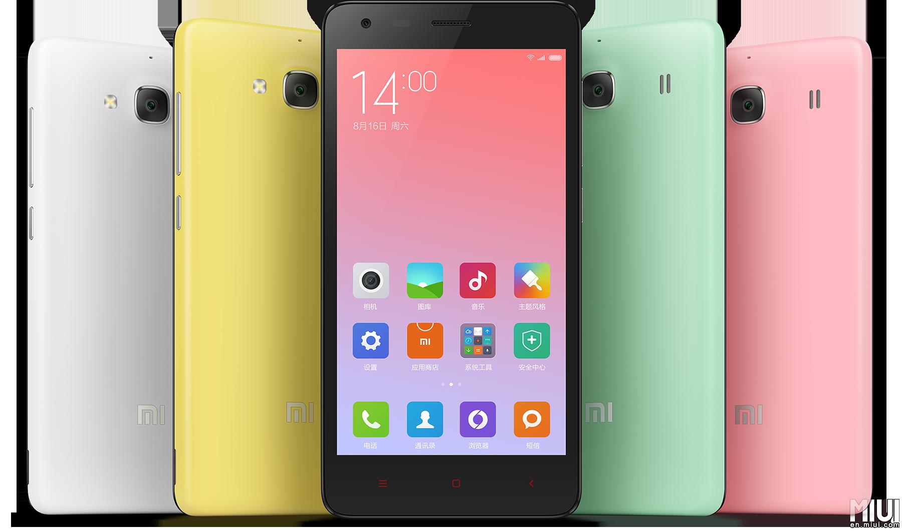 Xiaomi Presente Le Redmi 2A Son Smartphone Le Moins Cher