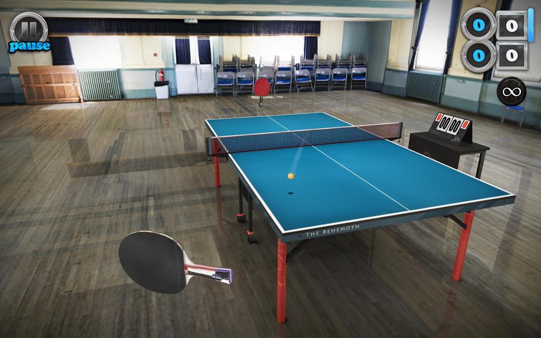 Table Tennis Touch Est L Un Des Meilleurs Jeux De Tennis De Table