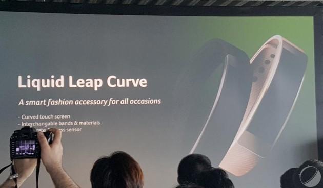 Acer Leap Curve