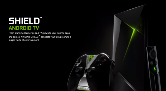 Android SHield TV 2