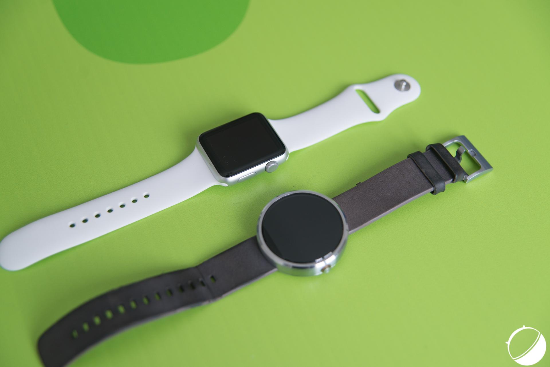 prise en main de l 39 apple watch que vaut elle face android wear frandroid. Black Bedroom Furniture Sets. Home Design Ideas