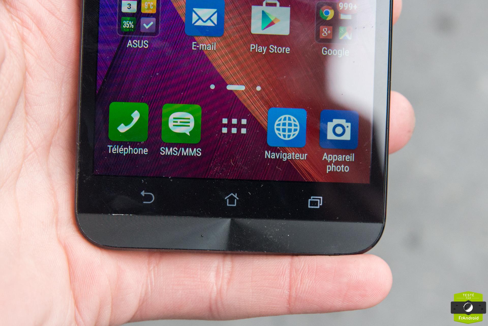 Test Asus Zenfone 2 Ze551ml Notre Avis Complet Smartphones Ram 4gb Rom 32gb 1