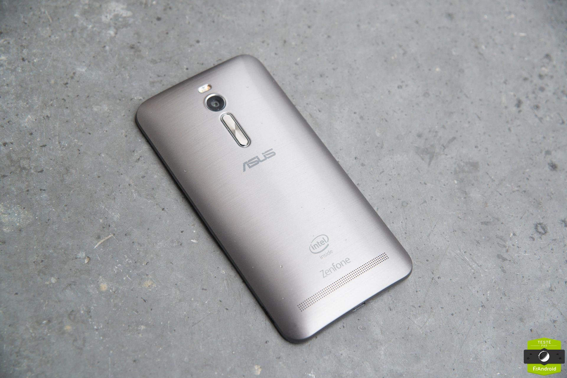 Test Asus Zenfone 2 Ze551ml Notre Avis Complet Smartphones 2gb 16 3