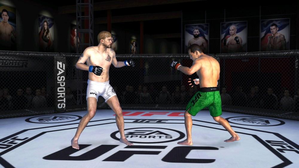 EA Sports UFC 6