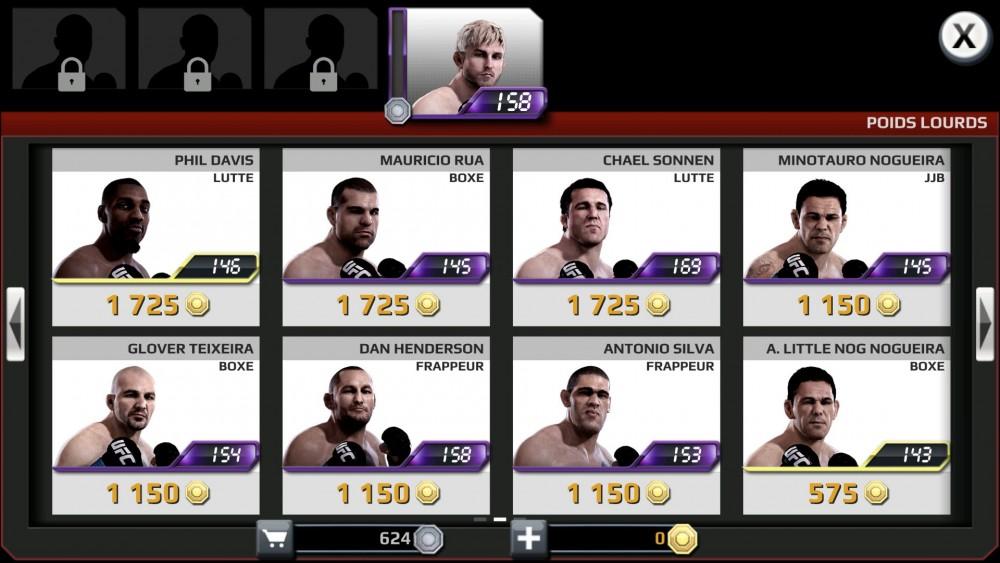 EA Sports UFC 8