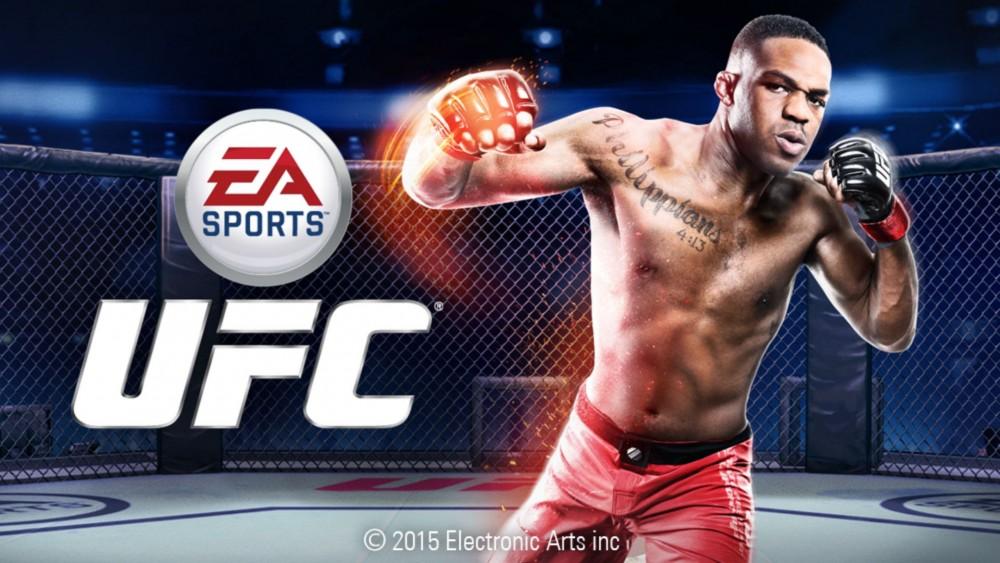 EA Sports UFC 9