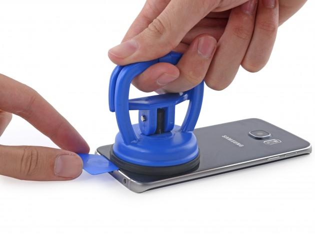 Galaxy S6 edge ifixit 2