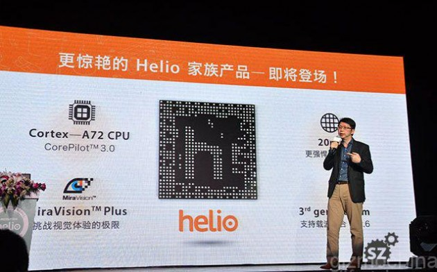 Helio x20 Mediatek