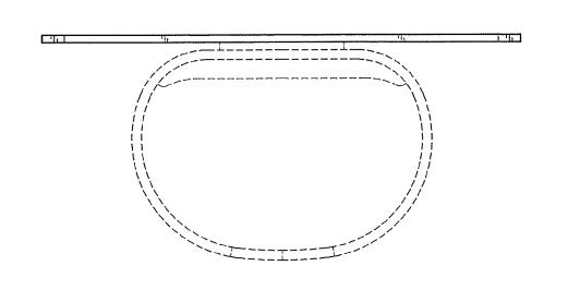 LG brevet smartphone pliable 04