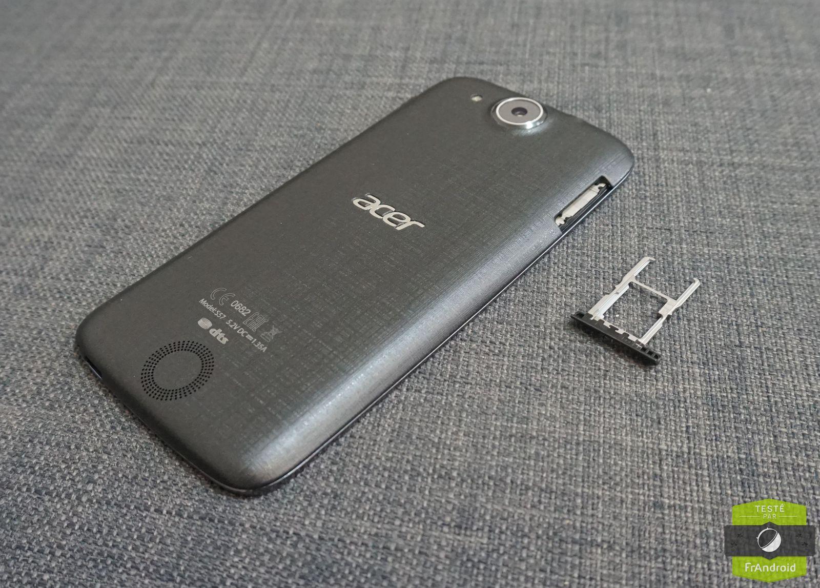 Test Acer Liquid Jade Z : notre avis complet