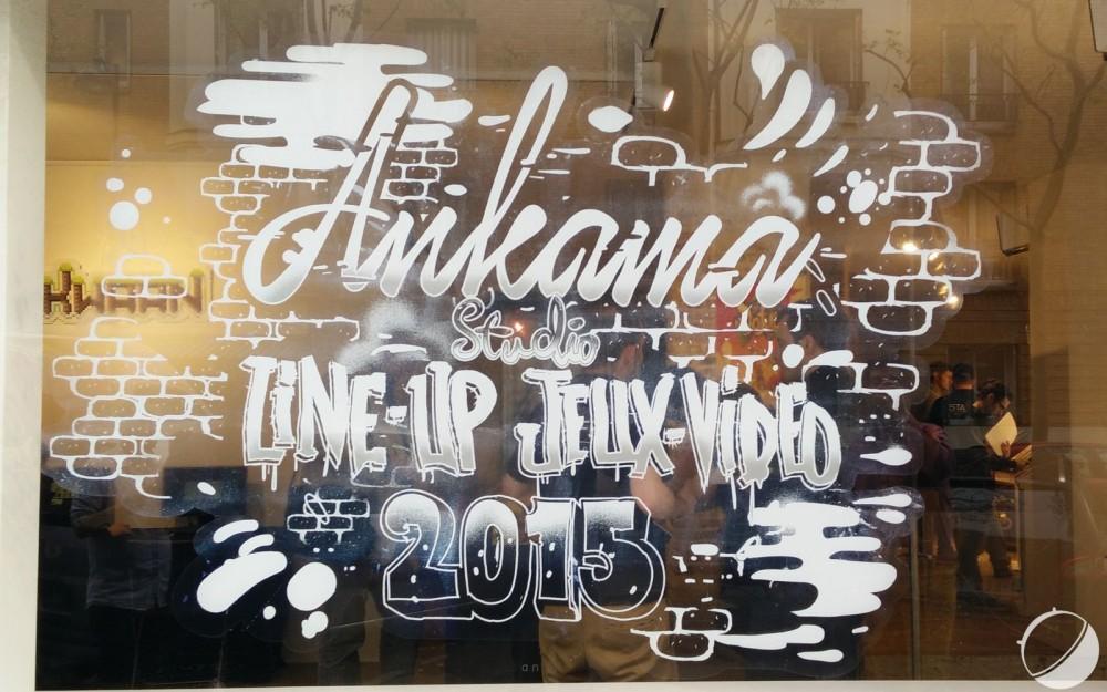 ankama line up 2015