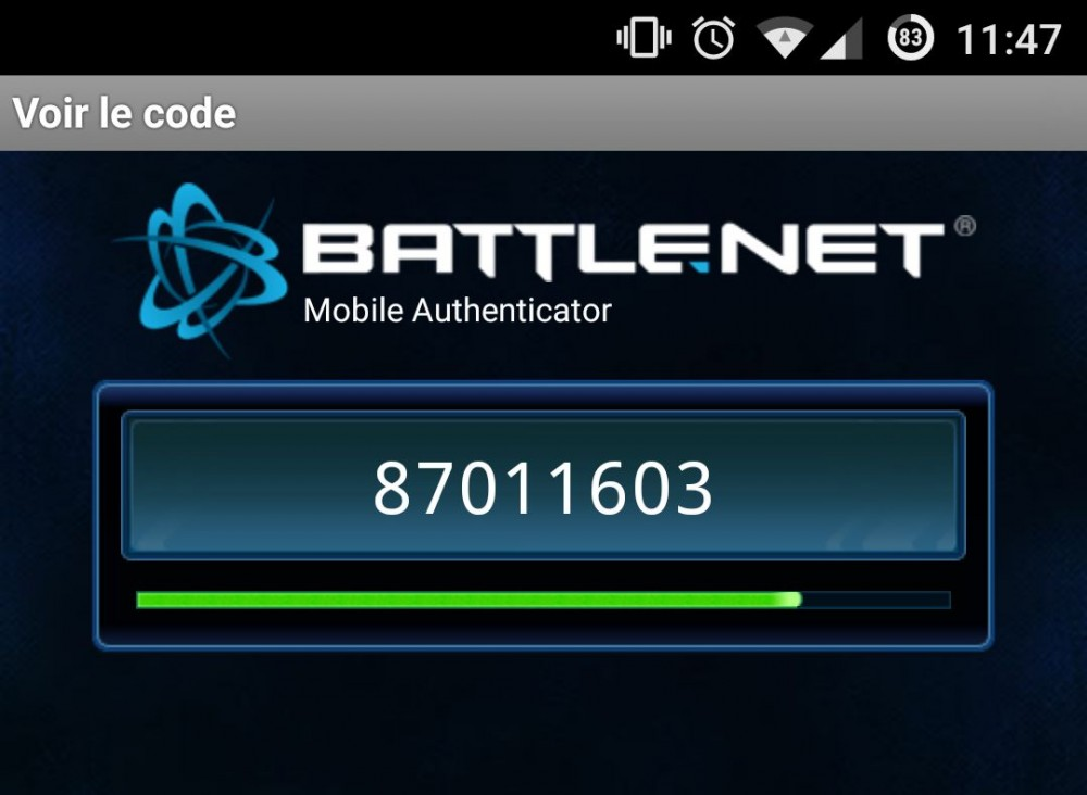 battlenet authtenticator