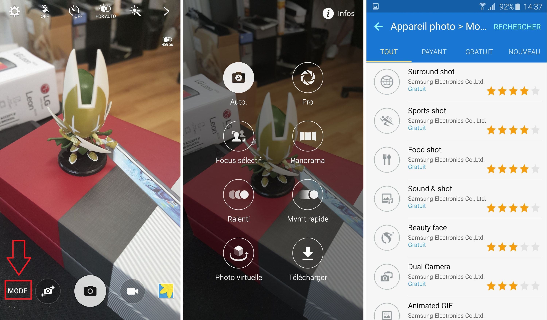 Panoramic Pictures Galaxy S6: Samsung Galaxy S6 : 9 Trucs Et Astuces Pour Mieux Le