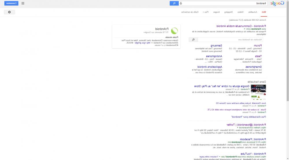 google 1er avril 1