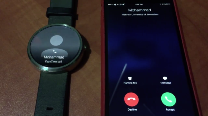 iOS-Android-Wear