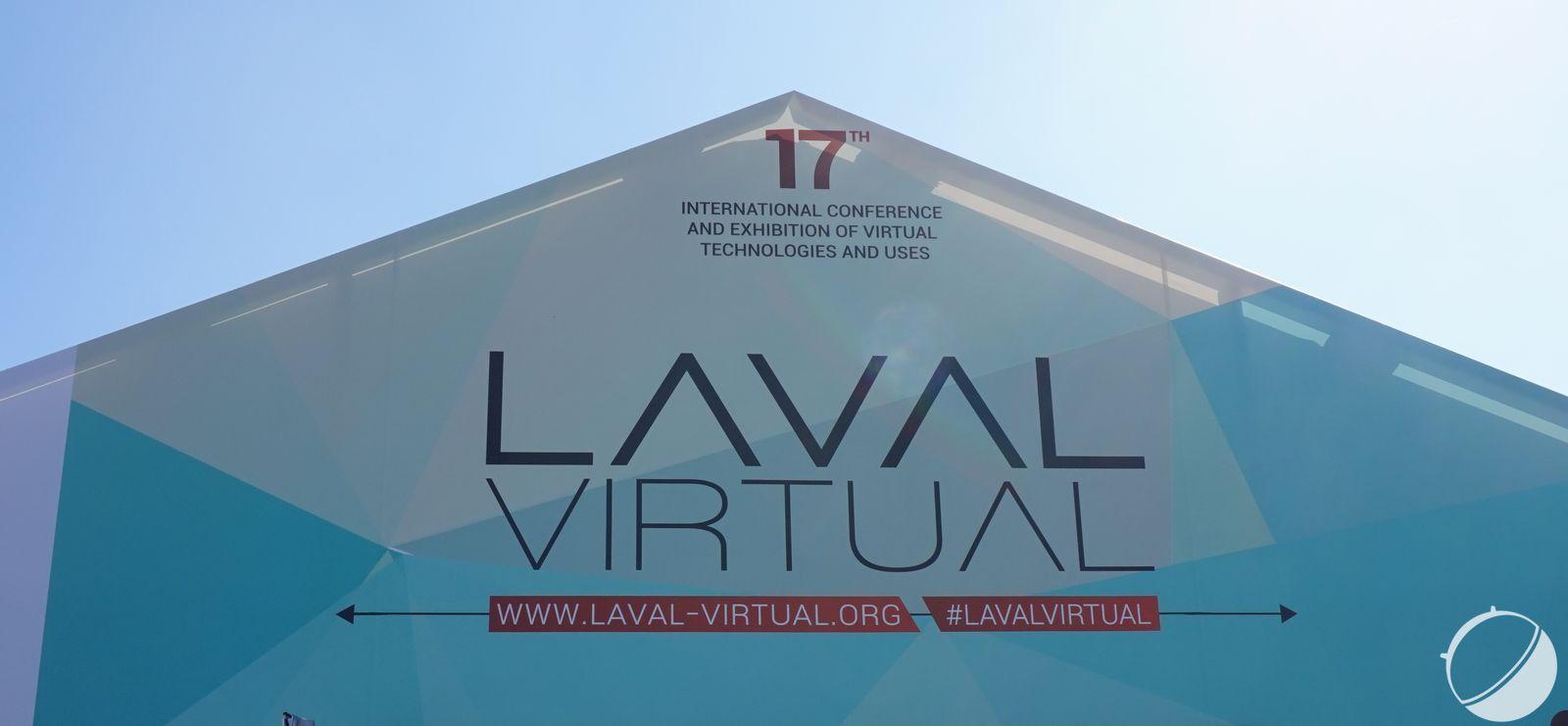 Laval Virtual : « La réalité virtuelle, ça fait plus de 10 ans qu'on l'utilise