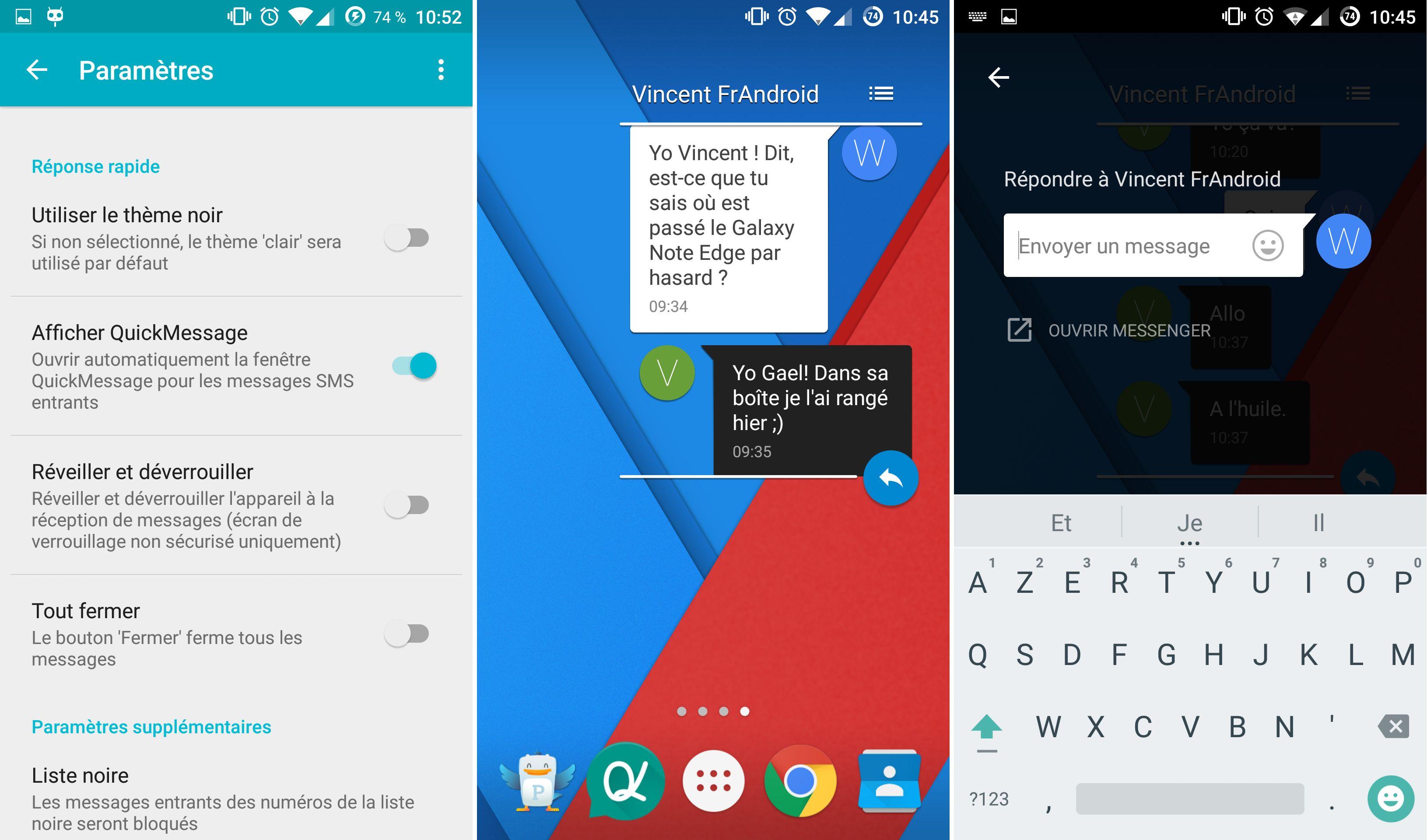 Messenger L Application Sms De Google Peut D 233 Sormais