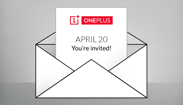 oneplus annonce 20 avril 2015