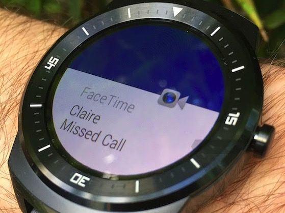 the verge ios notification android wear