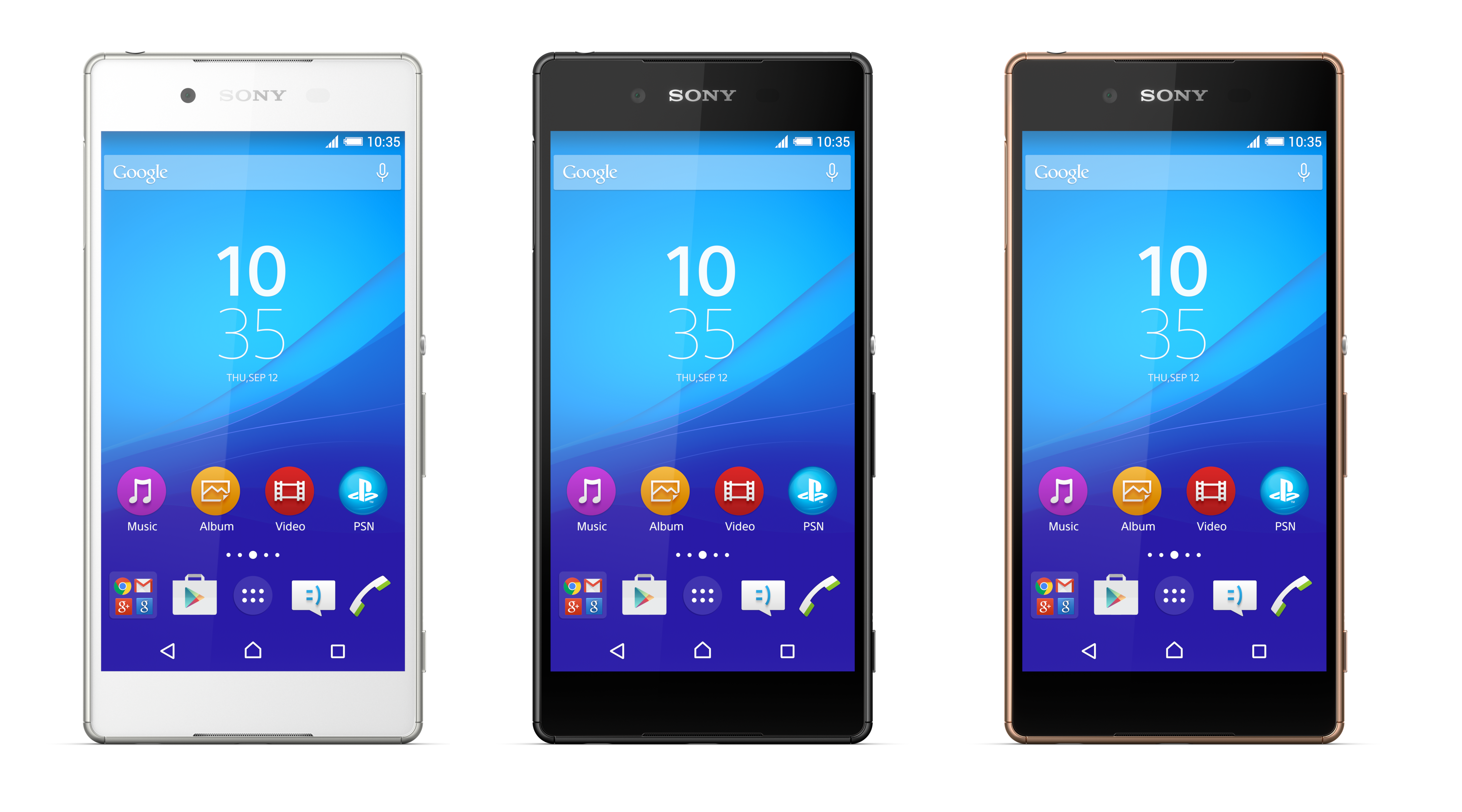 Le Sony Xperia Z4 est officiel : voici ses caractéristiques