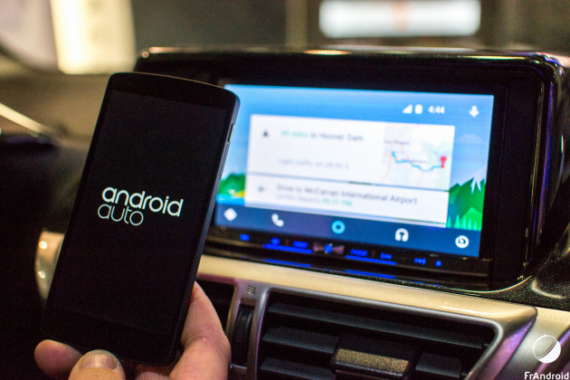 Android Auto (1 sur 1)