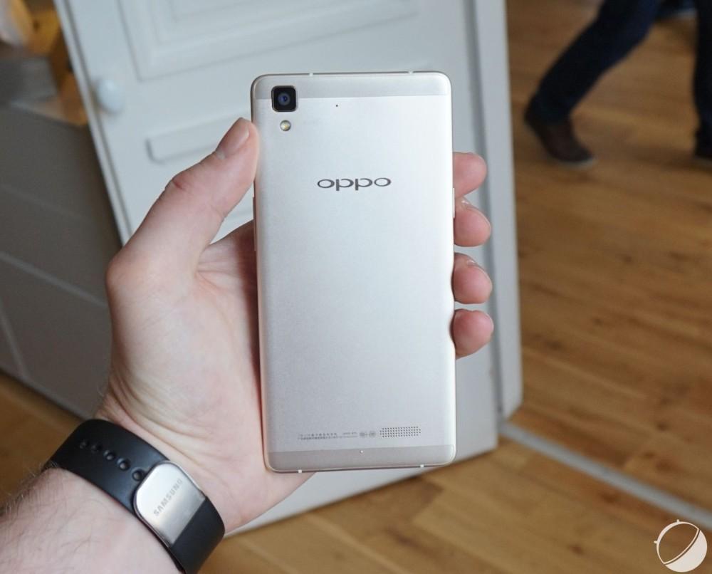 OPPO R7 3