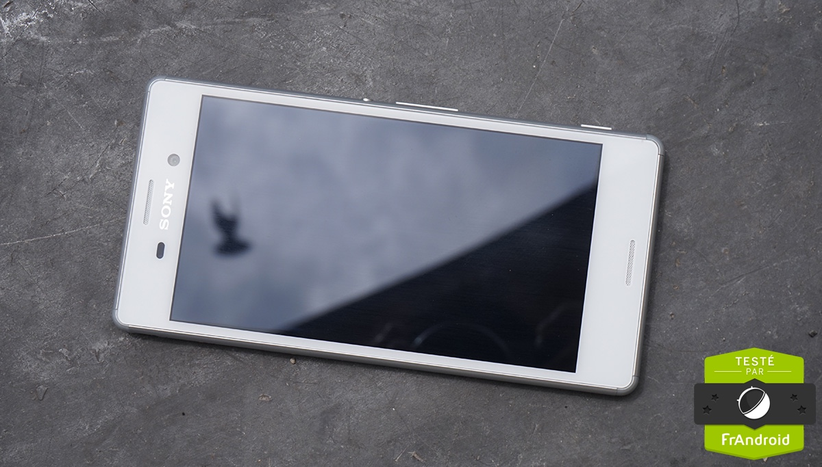 test sony xperia m4 aqua notre avis complet smartphones frandroid. Black Bedroom Furniture Sets. Home Design Ideas