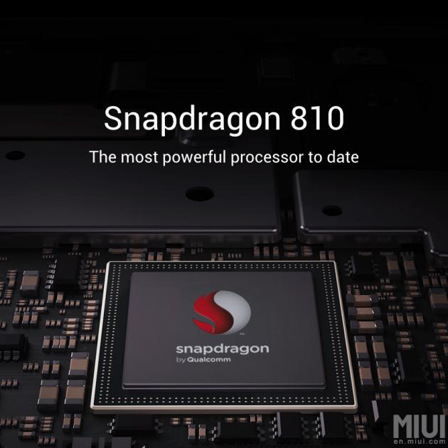 Xiaomi Snapdragon 810