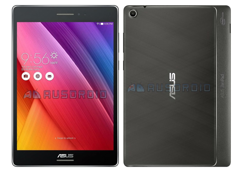 asus zenpad tablette leak